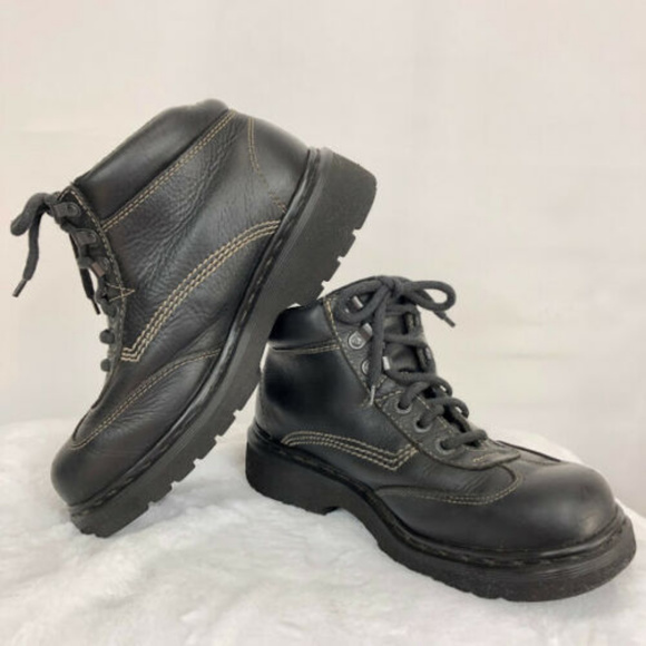 Dr. Martens Oxford Style Ankle Boots Mens Size 9